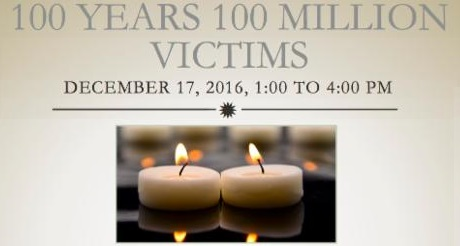100 years 100 million victims FB