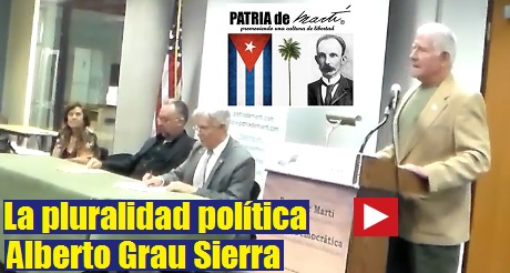 Ponencia de Alberto Grau Sierra - La pluralidad política