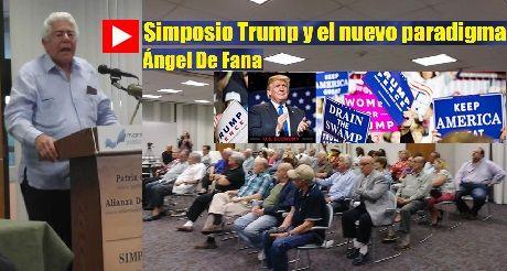 Angel De Fana Trump Nuevo Paradigma