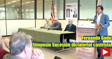 Fernado Godo Simposio Sucesion Dictatorial