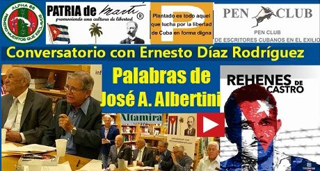 Jose Albertini Conversatorio Con Ernesto Diaz