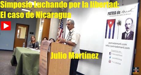 Julio Martinez Simposio Nicaragua