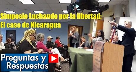 Preguntas Simposio Nicaragua