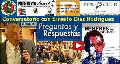 Preguntas Y Respuestas Conversatorio Con Ernesto Diaz
