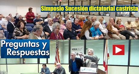 Preguntas Y Respuestas Simposio Sucesion Dictatorial