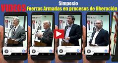 Videos Simposio Fuerzas Armadas en procesos de liberación