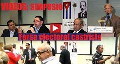 Videos Simposio Farsa Electoral Castrista 238x127