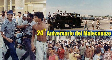 24 Aniversario del Maleconazo