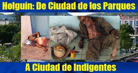 Aumentan indigentes en Holguin
