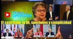 Castrismo Union Europea sanciones complicidad 238x127
