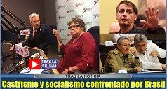 Castrismo y socialismo confrontado por Brasil 238x127