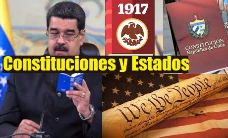 Constituciones Y Estados