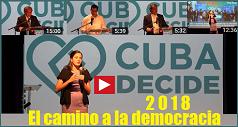Cuba Decide 2018 Videos