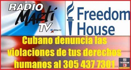 Cubano Denuncia Las Violaciones De Tus Derechos Humanos