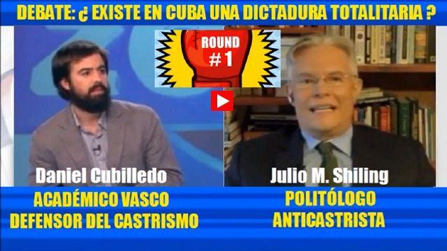 DEBATE Existe en Cuba una dictadura totalitaria Parte 1