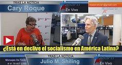 declive el socialismo en América Latina