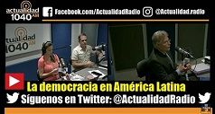 Democracia en América Latina