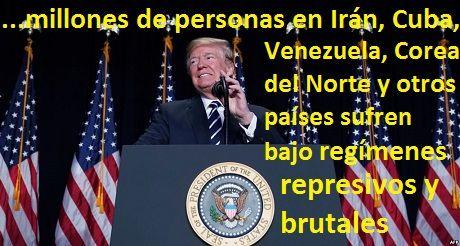 Donald Trump National Prayer Breatfast