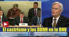 El castrismo y los DDHH en la ONU
