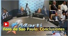 Foro de Sao Paulo 2018: Conclusiones