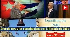 Grito de Yara y las constituciones en la historia de Cuba 238x127