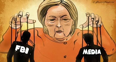 Hillary FBI Media