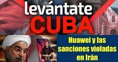 Huawei y sanciones violadas en Iran 238x127