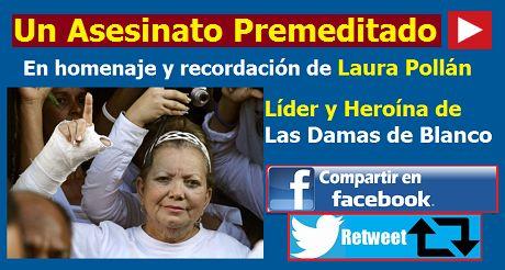 Laura Pollan Asesinato Premeditado