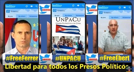Libertad Presos Politicos Cubanos