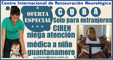 Niegan Atencion Medica A Nino Guantanamero