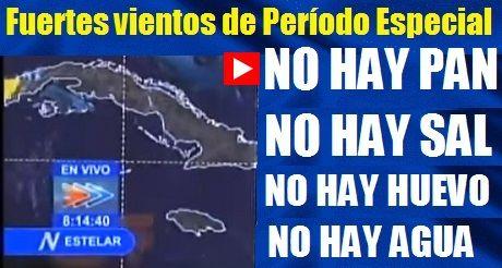Periodo especial en Cuba 2019 video