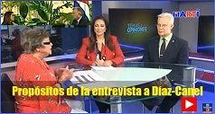 Propositos De La Entrevista De Diaz Canel 238x127