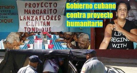 Proyecto Humanitario Margarito Lanza Flores Capitán Tondique