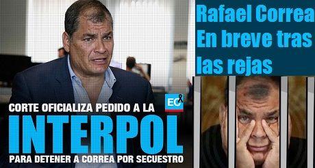 Rafael Correa En Breve Tras Las Rejas