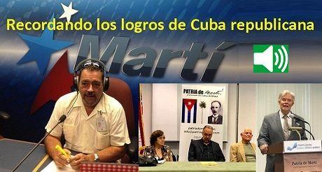 Recordando Logros De Cuba Republicana