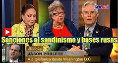 Sanciones al sandinismo y bases rusas 238x127