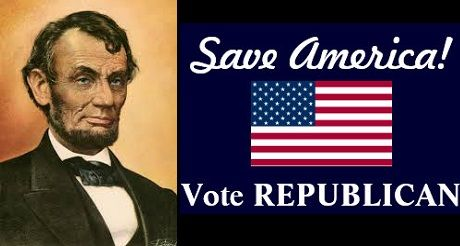 Save america vote republicano