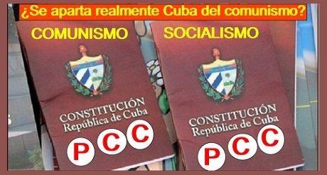 ¿Se aparta realmente Cuba del comunismo?