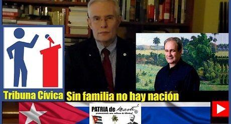 Sin Familia No Hay Nacion