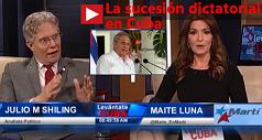 Sucesión dictatorial en Cuba