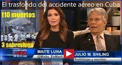 Trasfondo del accidente aéreo en Cuba