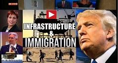 Trump y la infraestructura e inmigración ilegal