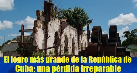 logro mas grande de Cuba perdida irreparable