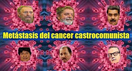 Metastasis Del Cancer Castrocomunista