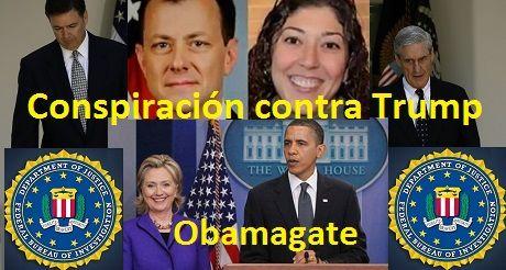 Obamagate: ¿El FBI de Barack Obama conspiró contra Donald Trump?