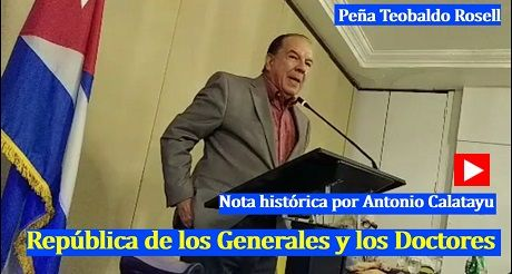 Antonio Calatayud Republica de Generales y Doctores