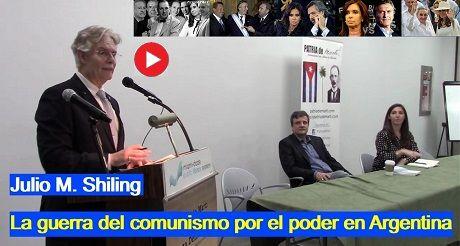 Julio M Shiling Introduccion La Guerra Del Comunismo Por El Poder En Argentina