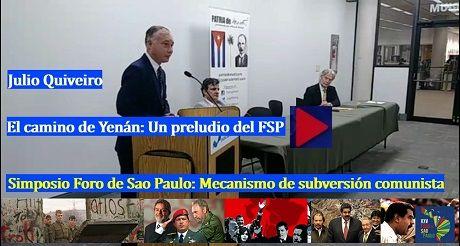 Julio Quiveiro El camino de Yenan Un preludio del FSP