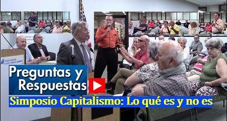 Preguntas y respuestas Simposio Capitalismo Lo qué es y no es
