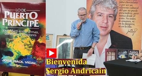 Sergio Andricain Libro Lo De Puerto Rico